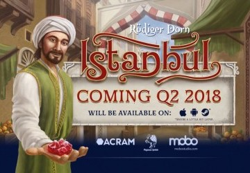 Istanbul: The Digital Edition dans l'App Store