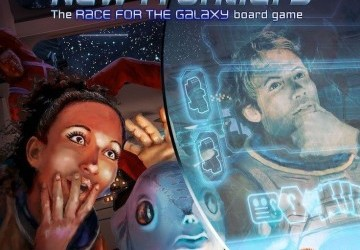 New Frontiers - Race for the Puerto Rico in the Galaxy
