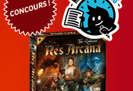 LudoVox - Concours Spécial Res Arcana + Extension !