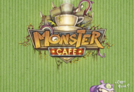 Monster Café - Vin d'jeu