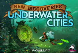 Underwater Cities: New Discoveries (VF) - Vin d'jeu